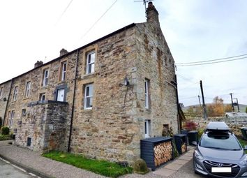 Thumbnail 3 bed end terrace house for sale in Fell View, Slaggyford, Brampton, Northumberland