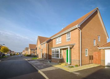 Thumbnail 4 bed detached house for sale in Boundary Way, Hull