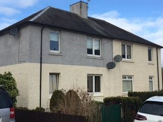 Thumbnail 1 bedroom cottage to rent in Clyde Avenue, Bothwell