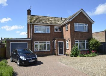 Thumbnail 3 bed detached house for sale in The Drift, High Road, Trimley St. Mary, Felixstowe