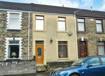 Thumbnail 3 bed terraced house for sale in Courtney Street, Manselton, Swansea