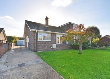 Thumbnail 2 bed semi-detached bungalow for sale in Fernfield, Hawkinge, Folkestone