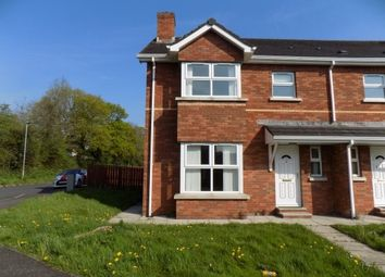 Thumbnail 3 bedroom semi-detached house for sale in Ballybay Meadows, Portadown, Craigavon