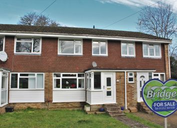 3 bed terraced house for sale in White Cottage Close, Farnham, Surrey GU9