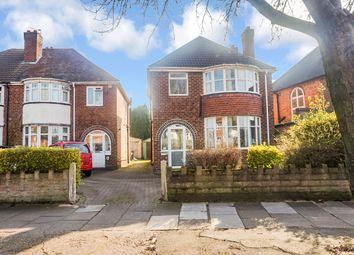 Thumbnail 3 bed detached house for sale in Moor End Lane, Erdington, Birmingham