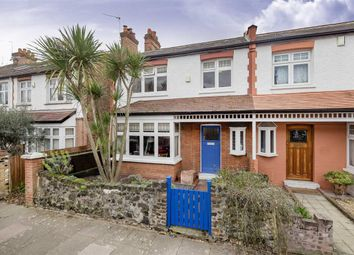 Thumbnail 3 bed terraced house for sale in Netherbury Road, London