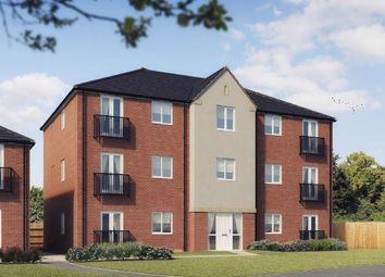 Thumbnail 2 bedroom flat for sale in Plot 11, The Abbotsbury, Cardea, Peterborough