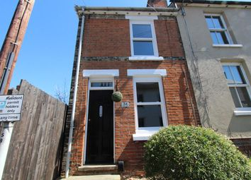 Thumbnail 2 bed end terrace house to rent in West Street, Colchester