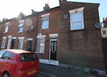 Thumbnail 2 bed terraced house for sale in Chequer Street, Luton