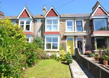 Thumbnail 4 bed terraced house for sale in Camborne, Cornwall