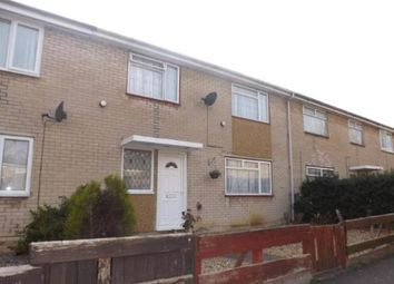 Thumbnail 3 bed terraced house for sale in Thongsley, Huntingdon, Cambridgeshire, Uk