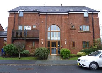 Thumbnail 2 bed flat for sale in Abbotts Close, Walton Le Dale, Preston