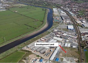 Thumbnail Commercial property for sale in Industrial Development Land, Borders II Industrial Estate, Saltney, Chester