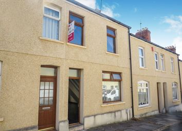 2 bed terraced house for sale in Fryatt Street, Barry CF63