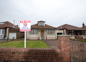 Thumbnail 4 bed bungalow to rent in Barr Crescent, Largs, North Ayrshire