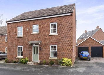 Thumbnail 4 bed detached house for sale in Buchan Drive, Kingsway, Quedgeley, Gloucester