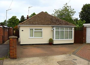 Thumbnail 3 bedroom detached bungalow for sale in Crawford Avenue, Duston, Northampton