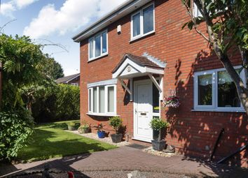 Thumbnail 4 bed detached house for sale in Wheathill Road, Huyton, Liverpool