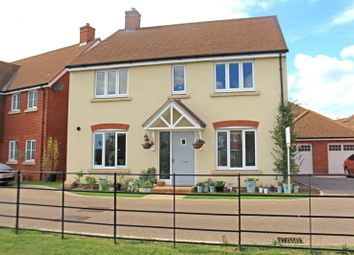 Thumbnail 4 bed detached house for sale in Foster Way, Romsey