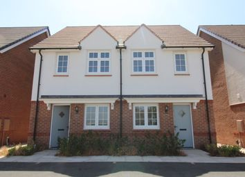 Thumbnail 3 bed semi-detached house for sale in Victory Road, Preston