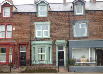 4 bed terraced house for sale in Curzon Street, Maryport CA15