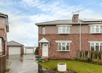 Thumbnail 2 bed semi-detached house for sale in Cochrane Terrace, Newcastle Upon Tyne