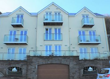 Thumbnail 1 bed flat for sale in Mumbles, Swansea