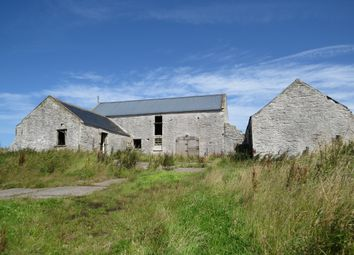 Thumbnail 6 bed farmhouse for sale in Sandhead, Stranraer