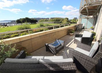 Thumbnail 3 bed flat for sale in Queen Anne's Quay, 9 Parsonage Way, Plymouth, Devon