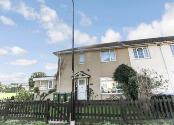 Thumbnail 3 bed end terrace house for sale in Crigdon Close, Southampton