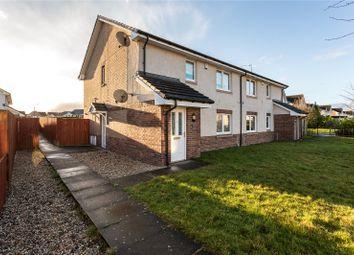 Thumbnail 2 bed flat for sale in Scott Terrace, Falkirk, Stirlingshire