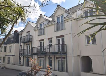 Thumbnail 2 bed flat for sale in Edgcumbe Avenue, Newquay
