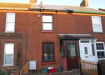 2 bed terraced house to rent in Clarkes Road, Dovercourt, Harwich CO12