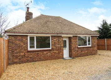 Thumbnail 3 bed detached bungalow for sale in Wings Road Close, Lakenheath, Brandon