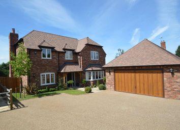 Thumbnail 5 bedroom property for sale in Lower Church Road, Sandhurst, Berkshire