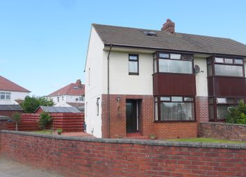 Thumbnail 2 bedroom semi-detached house for sale in Underwood Road, Prestwick