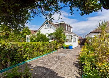 Thumbnail 4 bedroom detached bungalow for sale in Woodlands Avenue, Hamworthy, Poole