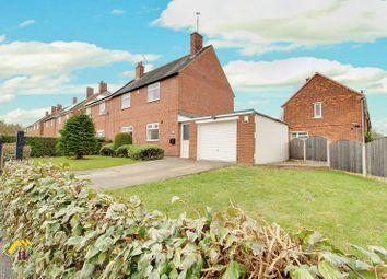 Thumbnail 3 bed semi-detached house for sale in Cliff Crescent, Warmsworth, Doncaster