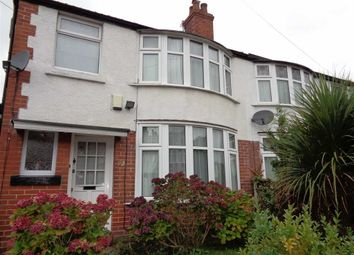 Thumbnail 3 bed semi-detached house to rent in Cottonfield Road, Withington, Manchester