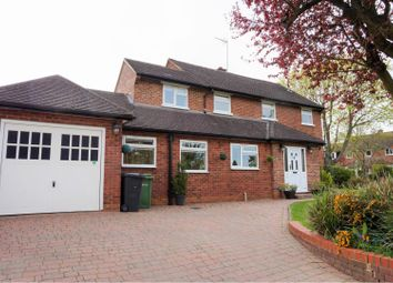 Thumbnail 3 bed detached house for sale in New Greens Avenue, St. Albans