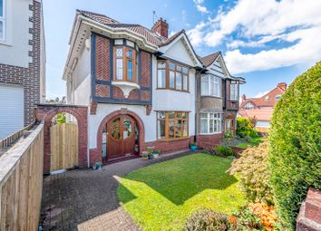 Thumbnail 4 bed semi-detached house for sale in Falcondale Road, Westbury-On-Trym, Bristol
