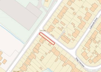 Thumbnail Land for sale in Burntwood Road, Norton Canes, Cannock