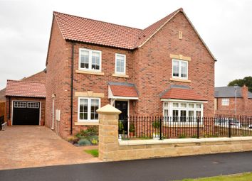 Thumbnail 4 bed detached house for sale in Ingbarrow Gate, Wetherby, West Yorkshire