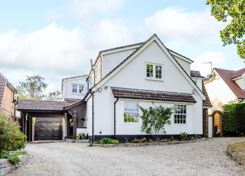 Thumbnail 4 bed detached house for sale in Well Lane, Stock, Ingatestone