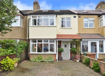 Thumbnail 5 bedroom terraced house for sale in Buxton Crescent, Cheam, Sutton