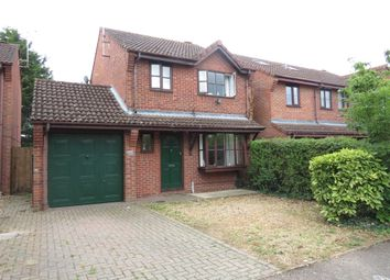 Thumbnail 4 bed detached house for sale in Hidcote Close, East Hunsbury, Northampton