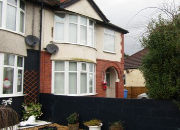 Thumbnail 3 bed semi-detached house for sale in Marsh Road, Rhyl, Denbighshire