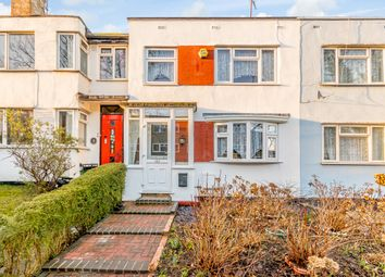 Thumbnail 3 bed terraced house for sale in Addington Road, South Croydon, London