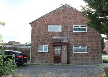 Thumbnail 1 bedroom end terrace house for sale in Beaumont Lodge Road, Leicester