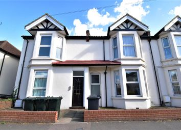Thumbnail 1 bed flat for sale in Highfield Road, Dartford, Kent